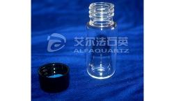 石英螺纹瓶