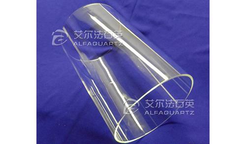 抛光石英管耐高温大口径石英玻璃管
