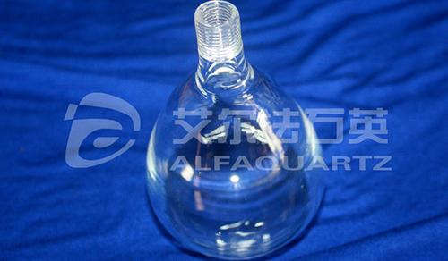 石英茄型螺纹瓶