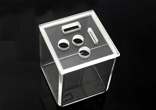 石英方盒方缸