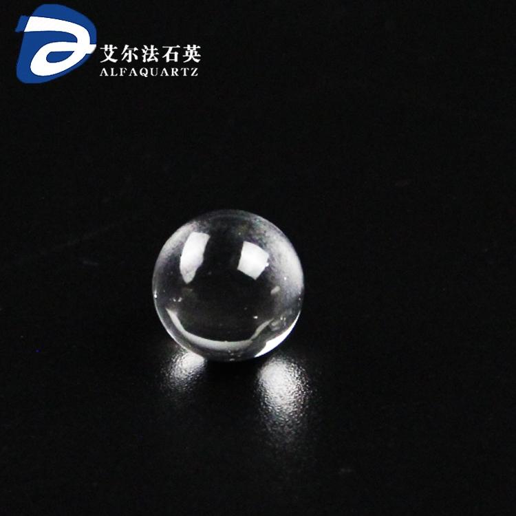 武汉1-10mm蓝宝石玻璃球半球透镜